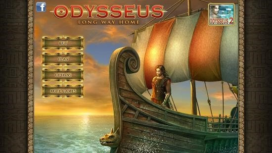 Odysseus long way home main menu