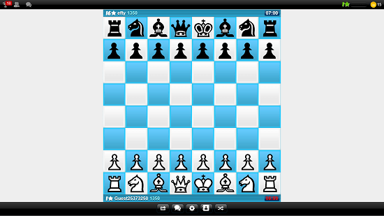 Online Chess   gameplay