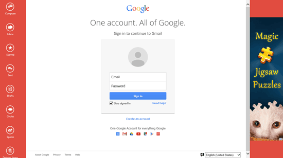 Free Gmail App
