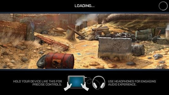 Overkill 3 loading