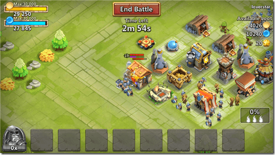 Free Strategy Game for Windows 8: Castle Clash
