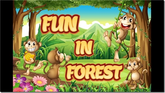 Free Adventure Game for Windows 8: Fun In Forest