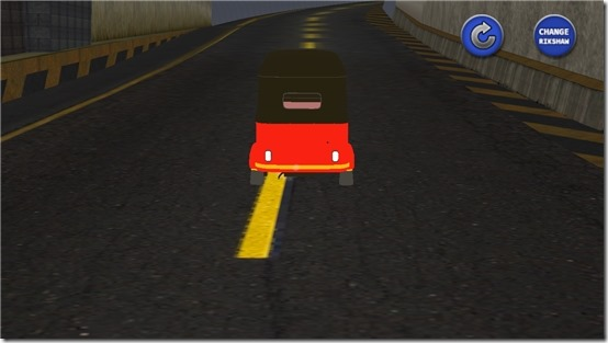 Simulator game for Windows 8: Tuk Tuk Simulator