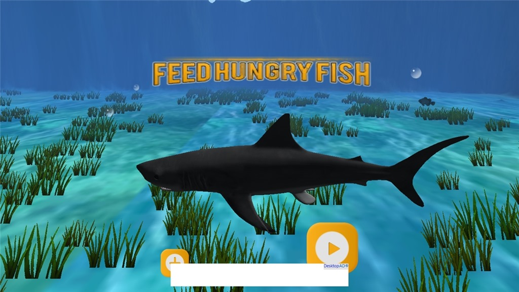 Free simulator game for windows 8 feed hungry fish for Hungry fish game