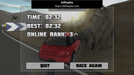 Racing Game For Windows 8