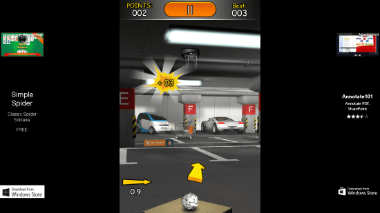 paper toss free download