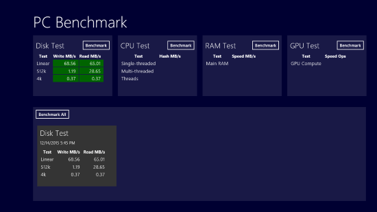 PC_Benchmark_start_test_single