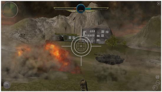 World war tanks 3D_8