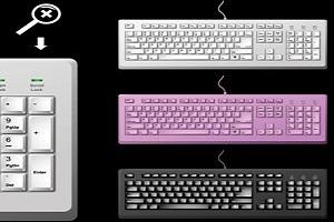 Сменить раскладку клавиатуры