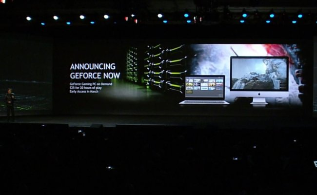 Nvidia S Geforce Now Lets You Game On Pc Without A