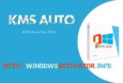 KMSAuto Lite 1.5.7 - Download KMS Auto Net Activator Latest 2019