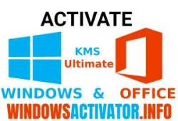KMS Ultimate 4.8 Activator – Free Download Ultimate For Windows - Office