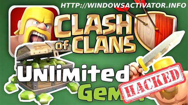 Clash of Clans Hack Version Download APK – COC Hack Gems {2019}
