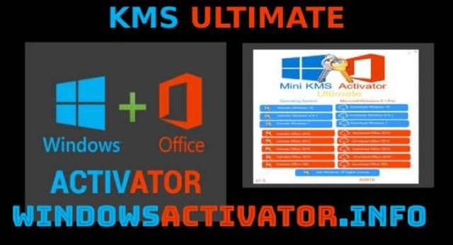 KMS Ultimate Activator Download and Installation