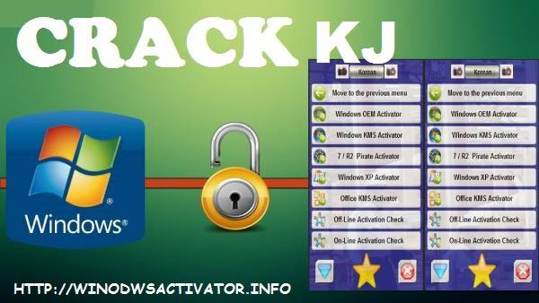 KJ Activator Download – KJ Starter – Crack – KJ Private Activator