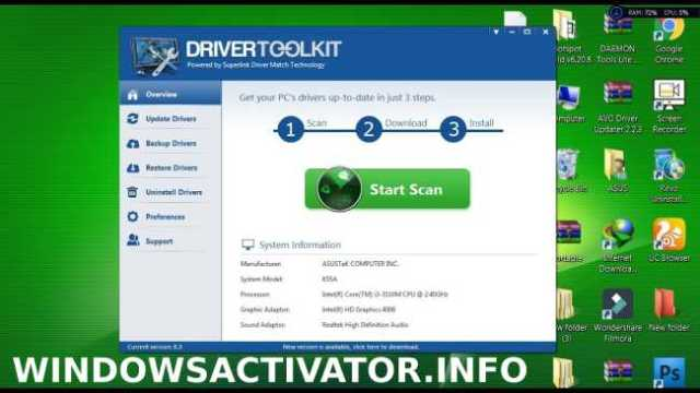Driver Toolkit Crack Download – License Key