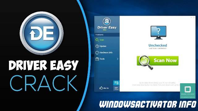 Driver Easy Crack - Full Download Latest Driver Easy Pro Serial Key
