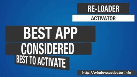 Reloader Activator 3.3 Download latest 2019 | Office and Windows Activator