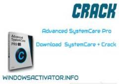 Advanced SystemCare Pro 12.3.0.332 - Download Iobit Advanced Crack