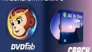 DVDFab 11.0.5.8 Crack - DVD Fab Free Download DVDFab HD decrypter