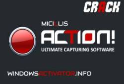 Mirillis Action 3.10.2 Crack + Free Download Action Screen Recorder 2019