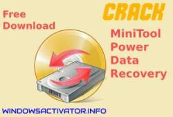 MiniTool Power Data Recovery v8.6 - Free Download Latest Crack {2019}