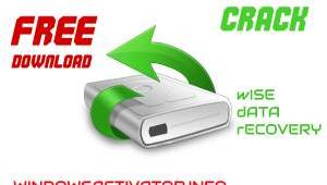 Wise Data Recovery 4.1.4.218 Crack Free Download