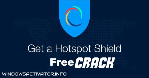Hotspot Shield 8.4.1 VPN