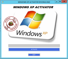 Windows XP Genuine Activator Loader [ DAZ + Crack ]