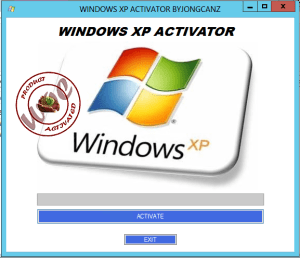 Windows XP Genuine Product Key + Activator Loader With Crack (Latest)