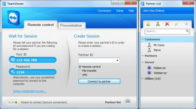 TeamViewer 12 Crack + License Key Free Download