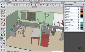 Google SketchUp Pro 19.3 Crack + License Key 2020 [Mac + Windows]