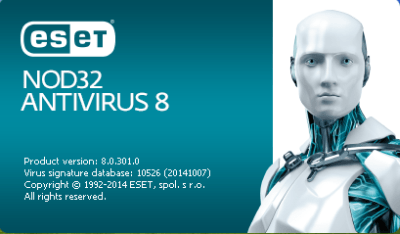 ESET NOD32 AntiVirus 8 Username & Password [Cracked]