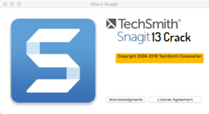 TechSmith Snagit 20.0.0 Crack Build 4460 + Serial Key Free Download[2020]