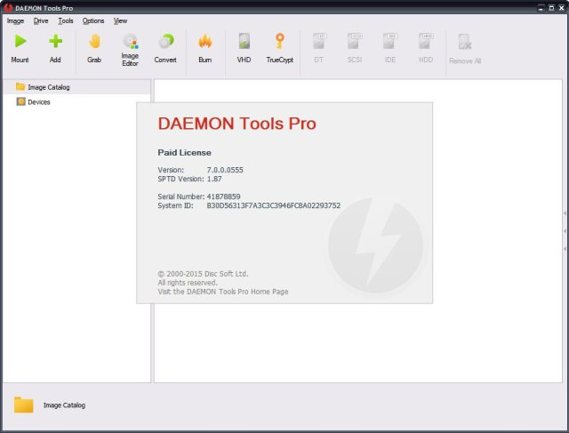 serial number daemon tools 5.0.1