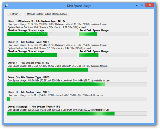 Restore Point Creator 6 For Windows 10, 8.1, 8, 7 and Xp Free Download