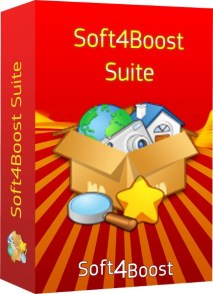 Soft4Boost Suite 4.2.3 Crack + Serial Key Free