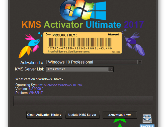 Windows KMS Activator Ultimate 2019 Free Download (Latest)