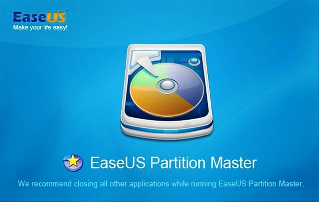 EaseUS Partition Master 13 License Key & Crack Free Download