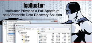 IsoBuster 4.4 Crack + Keygen With Free Download 2019