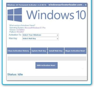 Windows 10 Activator Loader by DAZ Free Download (Latest Version)