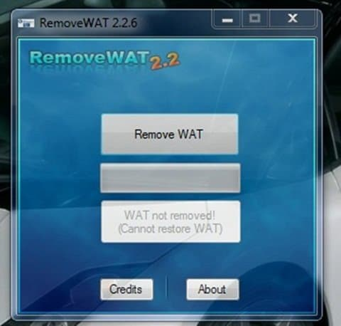 windows 7 ultimate 64 bit wat remover free download