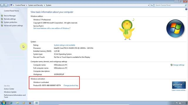 Removewat 2.2.9 Windows 7 Activator