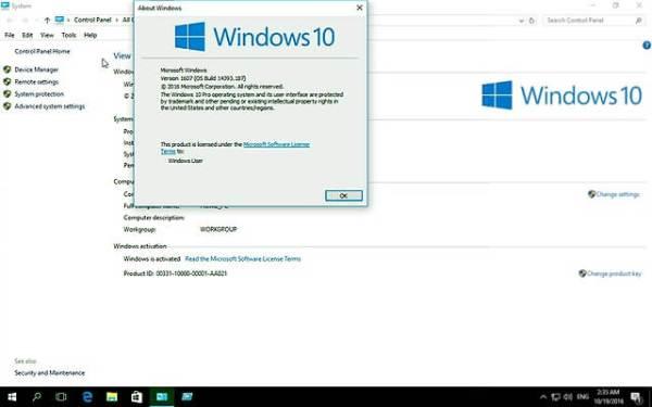 Windows 10 product key activation latest