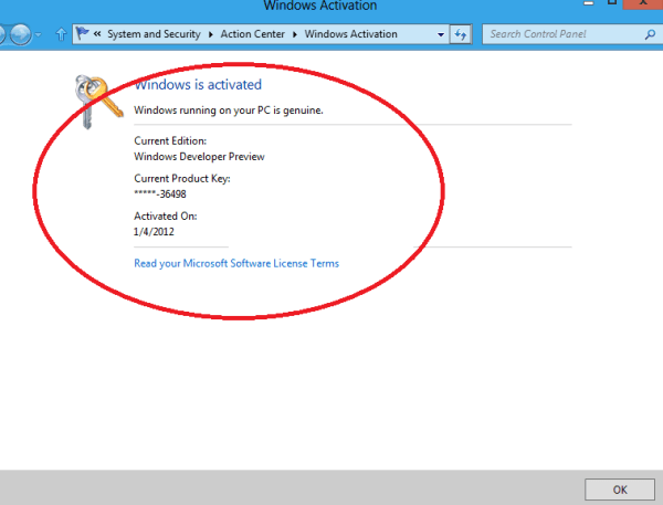 Windows-8-Activation-key