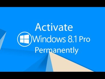 Windows 8.1 Activation Key Working Latest Download