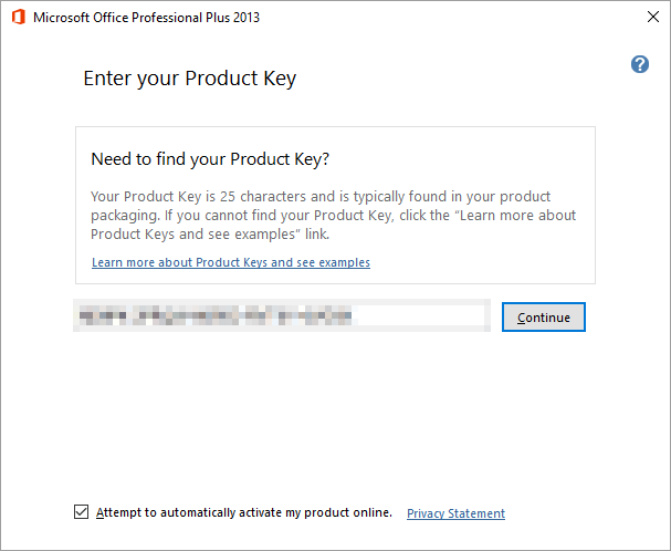 ms office 2013 product key generator