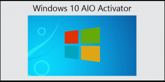 windows-10-activator All in one 2019