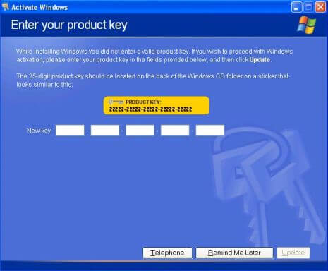 windows xp sp3-product-key-download