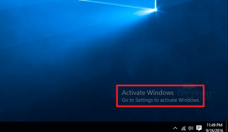 How to Remove Activate Windows 10 Watermark free tips